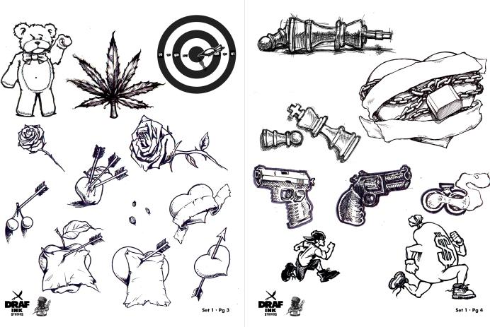 Urban Ink – Draf Ink Studios